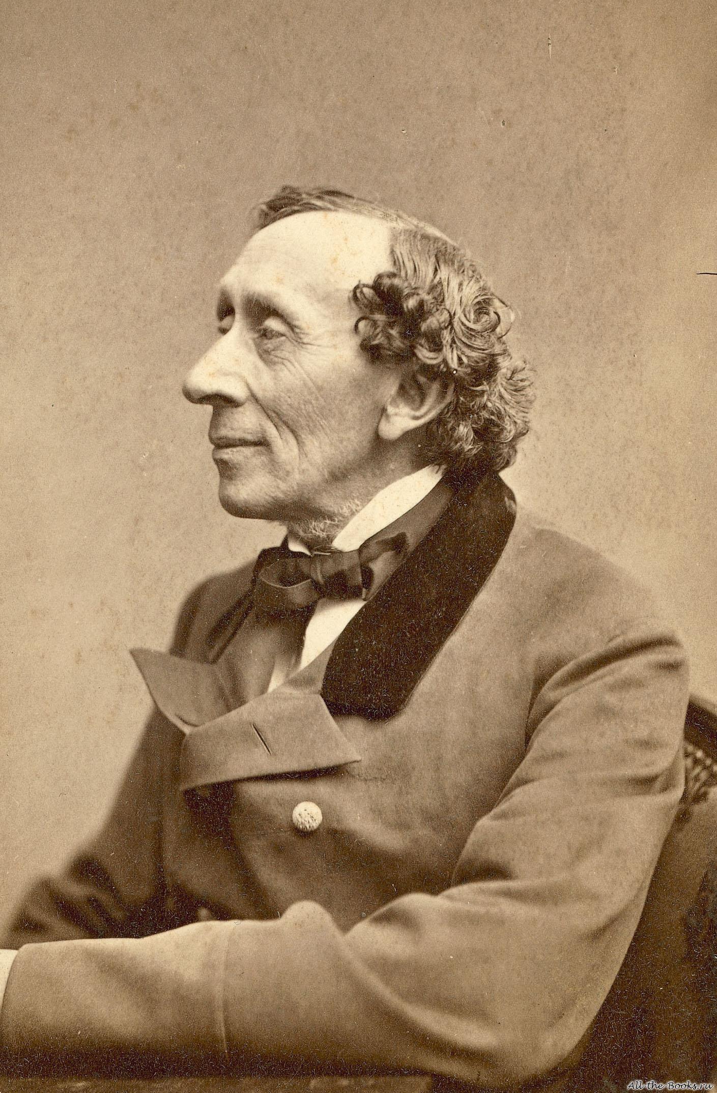 H. C. Andersens samlede biografi